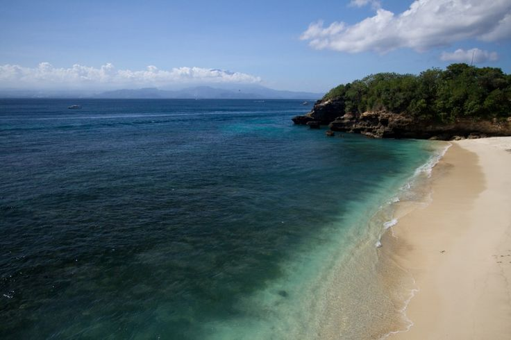 Nager avec les raies manta à Nusa Lembongan