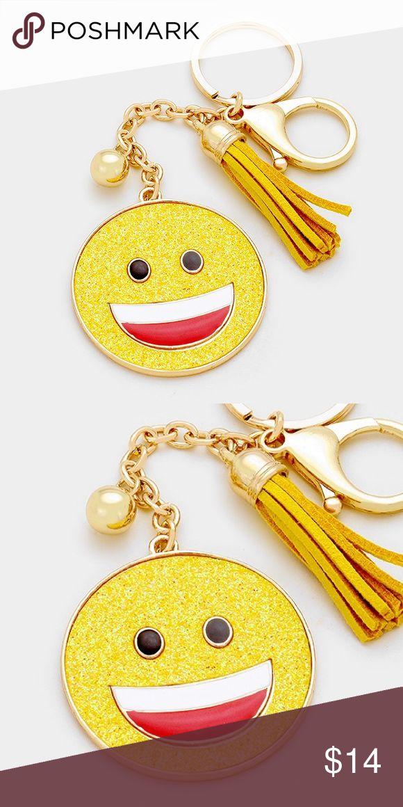 Porte-clés emoji