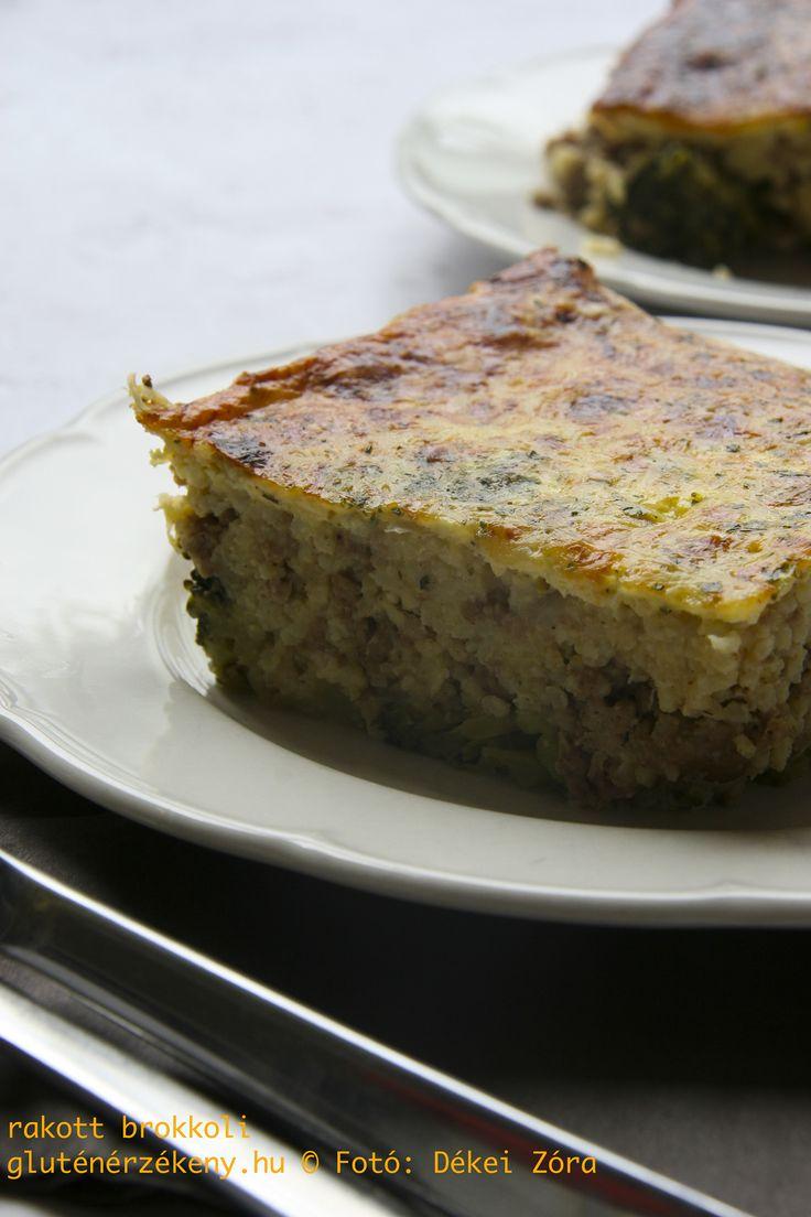 Rakott brokkoli – kölessel, pulykahússal Egy klasszikus étel is könnyedén átalakítható egészségesebbé! Gluténmentes egytálétel kevesebb zsiradékkal és több rosttal