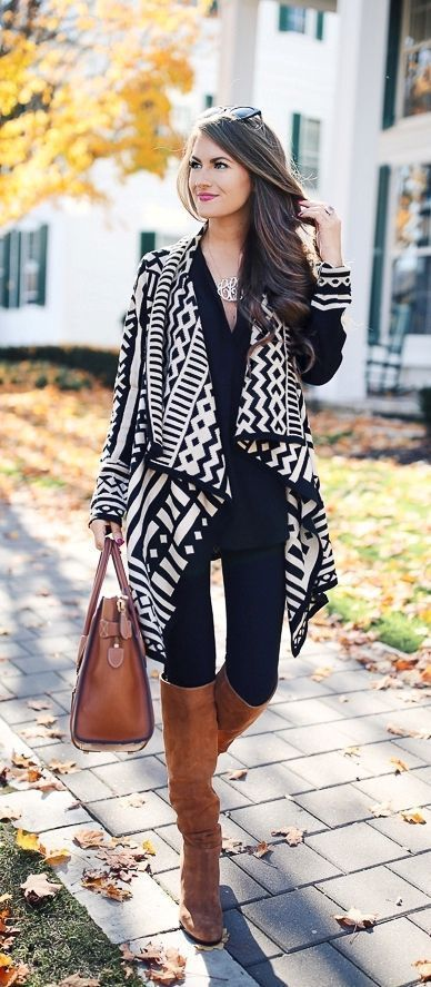 Best fall outfits - church girl outfits