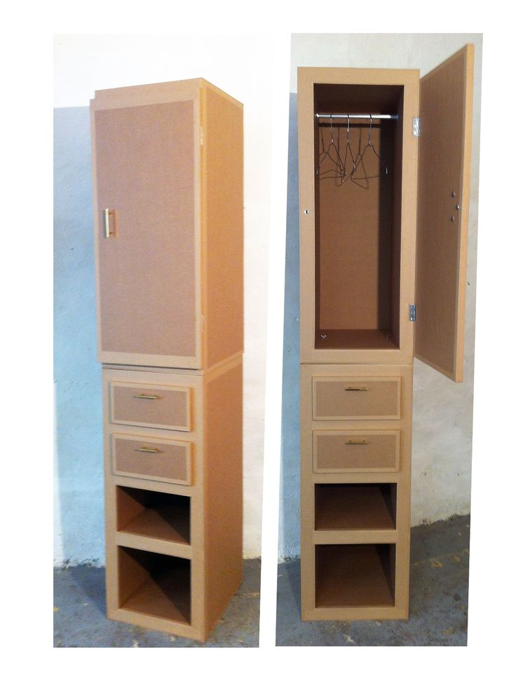 best 25 cardboard wardrobe ideas on pinterest diy doll. Black Bedroom Furniture Sets. Home Design Ideas