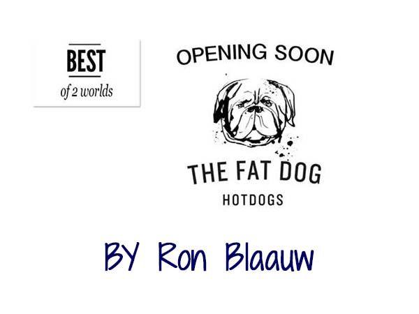 The Fat Dog Amsterdam: champagne en hotdogs by Ron Blaauw   http://www.yourlittleblackbook.me/nl/the-fat-dog-amsterdam/