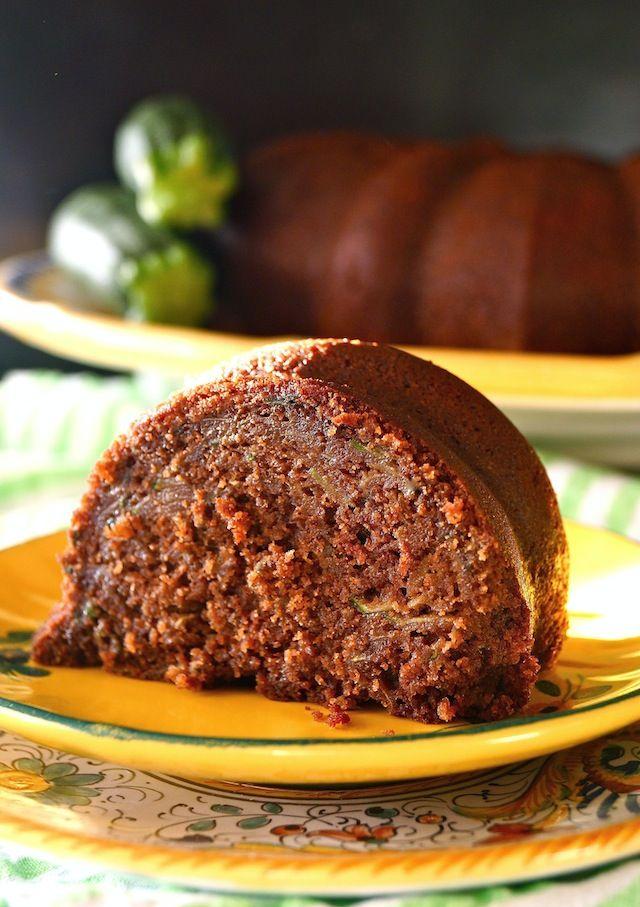 Gluten-Free Chocolate Zucchini Cake Recipe – weekend recipes