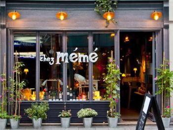 Manger Chez Mémé, c'est comme retourner en enfance !