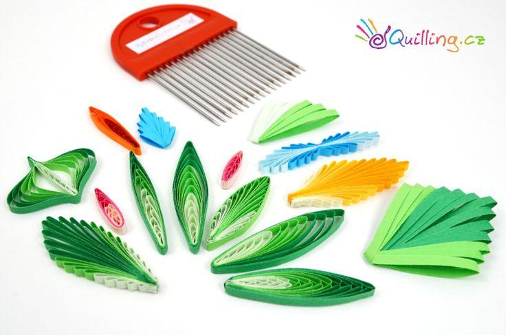 Kurz quilling comb již tento pátek v Praze