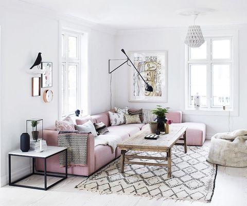 6 sätt att få ditt vardagsrum att se dyrare ut - Artiklar - Hus & Hem