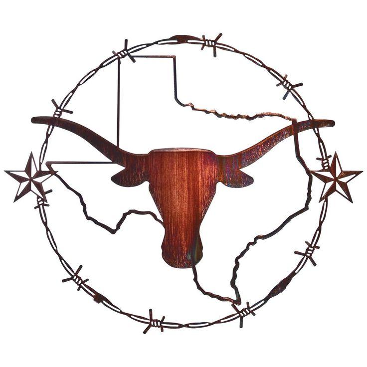 Texas Star Wall Decor 218 best hooked on home decor images on pinterest | ut longhorns