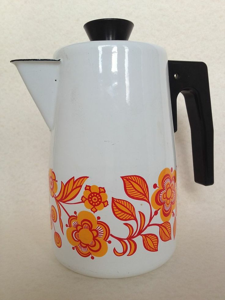 17 Best Images About Vintage Coffeepots On Pinterest