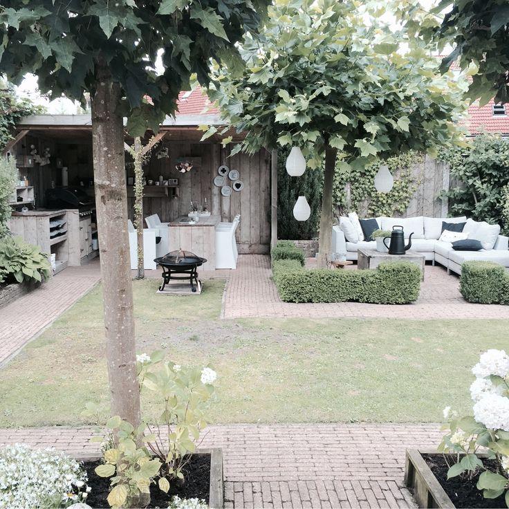 Tuin - Binnenkijken bij monique1