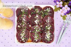 Peynirli Pancar Salatası Tarifi | Kevserin Mutfağı - Yemek Tarifleri