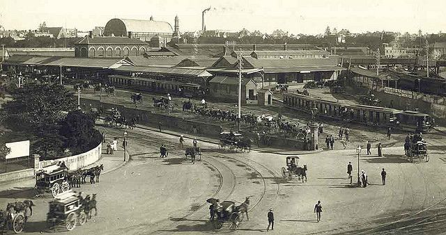 Central Railway Station, Sydney