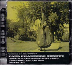 Paul Chambers Sextet - Whims Of Chambers: buy SACD, Hybrid, Album, RE at Discogs