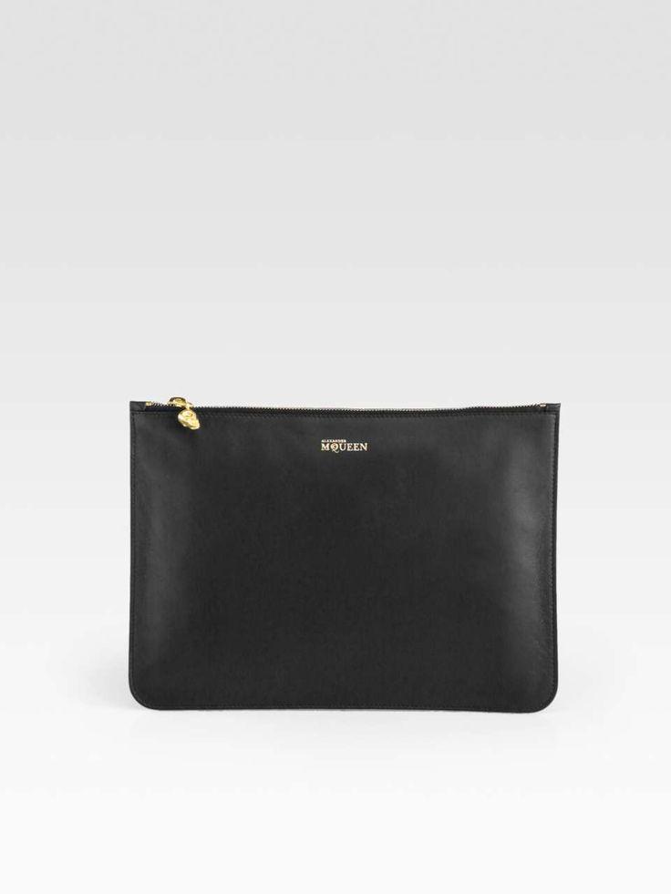 Leather Zip Around Wallet - Place Vendome by VIDA VIDA dmLt0E98vS