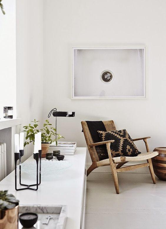 Chair 25 by Hans Wegner