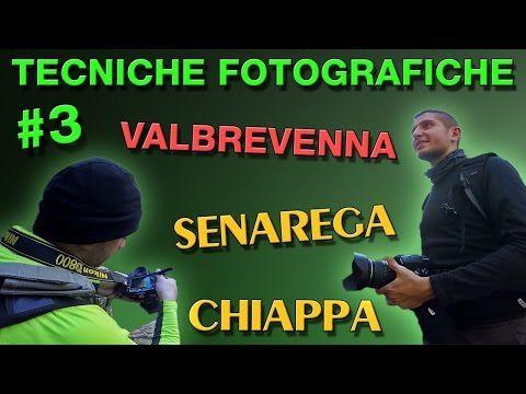Tecniche fotografiche #3 - Valbrevenna: Senarega e Chiappa - fotografia notturna - YouTube