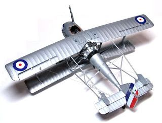 aerosngcanela: Biplano Vickers Tipo 161