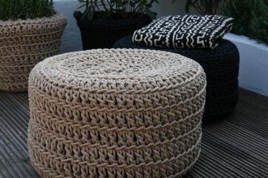 Decoraci n de terrazas y jardines con neum ticos usados for Decoracion de jardin con neumaticos
