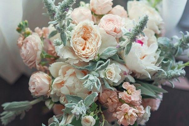 Цветочная нежность    #wedding #bride #flowers