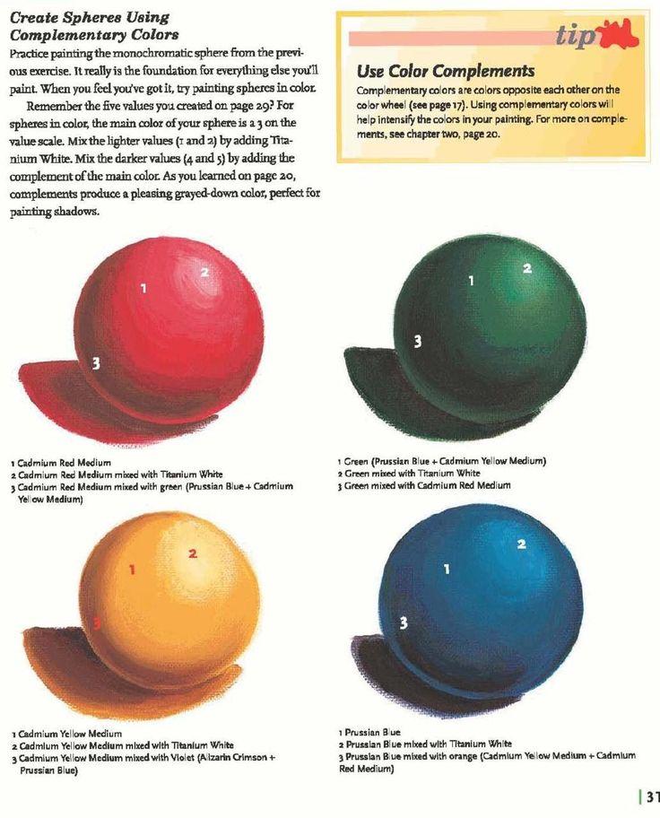33 best lee hammond images on pinterest art tutorials colored clippedonissuu from lee hammond pintando con acrilico fandeluxe Choice Image
