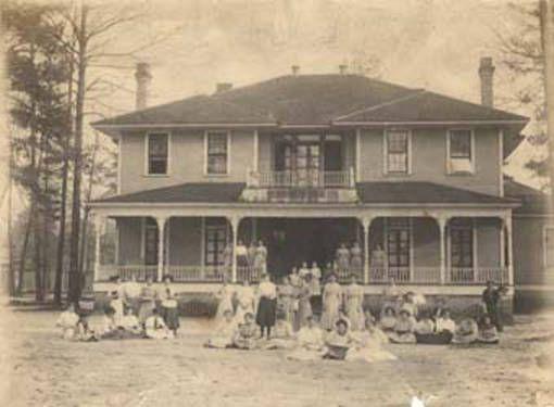 Downing S School Dorm In Brewton Alabama Around