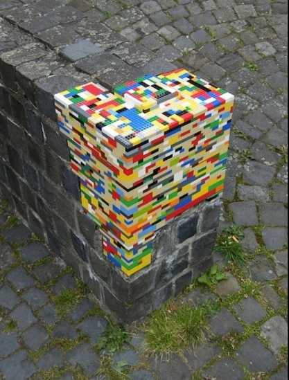 cornered colours