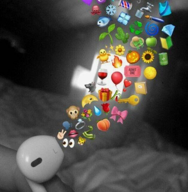Ecouteur Emoji V 2020 G Emodzi Risovat