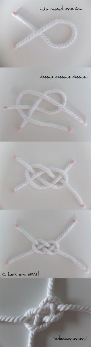 marine knot tutorial in image by millicent