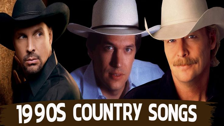 Best Classic Country Songs Of 1990s - Greatest 90s Country Music HIts - ...