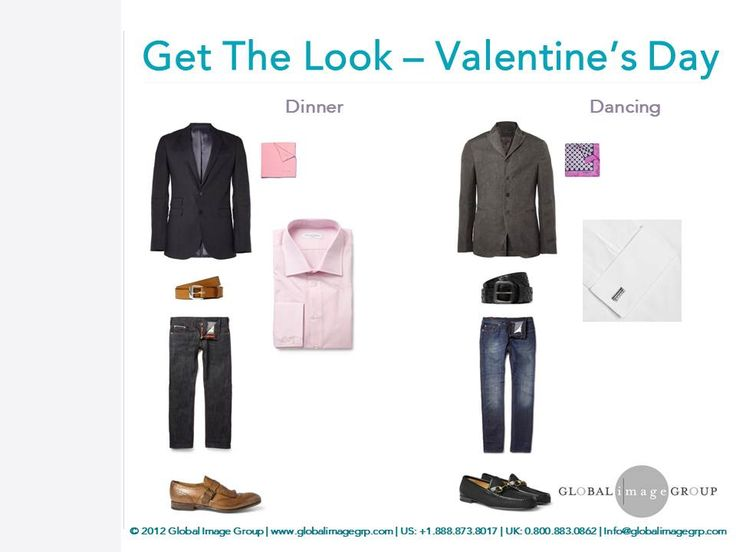 Valentineu0027s Day Fashion Tips For Men