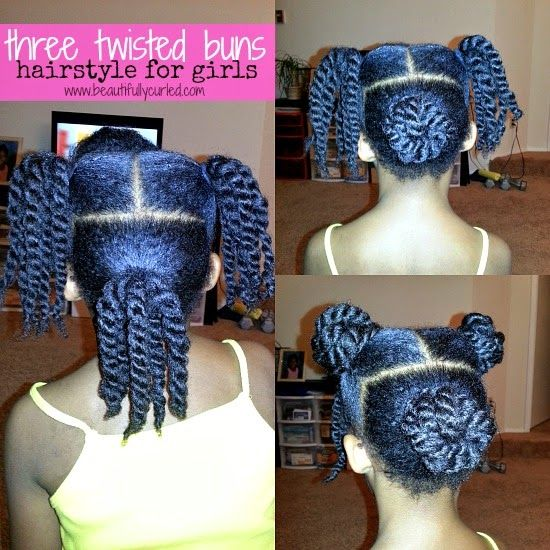 Incredible 1000 Images About Natural Hairstyles Children On Pinterest Short Hairstyles Gunalazisus