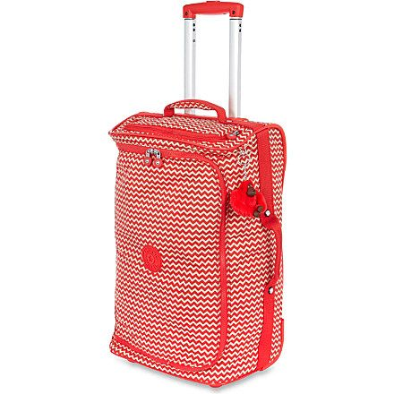 KIPLING Moken two-wheel cabin suitcase £139.00