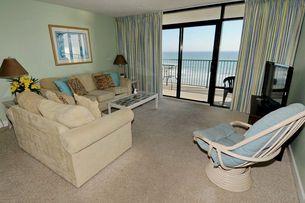 Myrtle Beach Vacation Rentals | VERANDAS 705 | Myrtle Beach - Ocean Drive