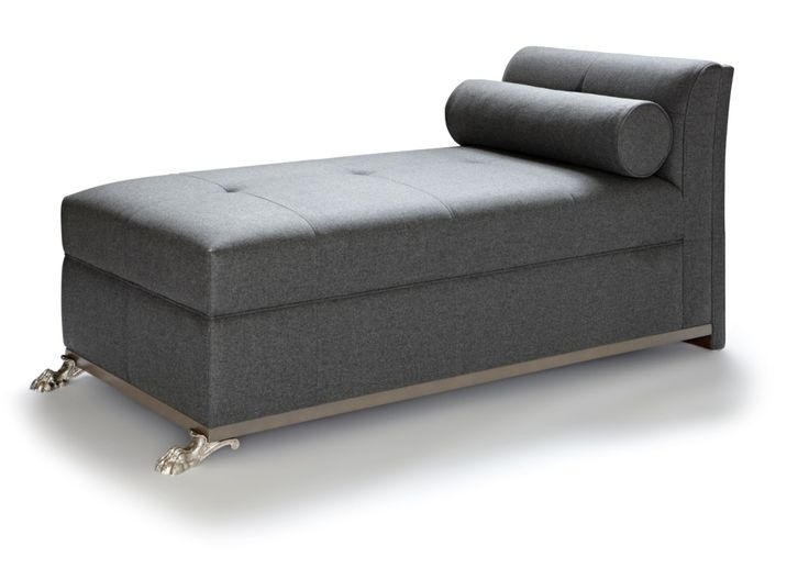 Buy Belgrave Daybed by Michael Reeves Associates - Made-to-Order designer Furniture from Dering Hall's collection of Transitional Daybeds.