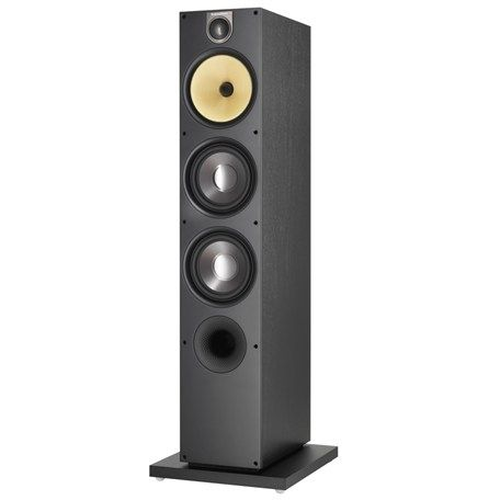 The largest speaker in the 600 Series. This floorstander is ideal for audiophile stereo and home theatre applications in larger rooms, delivering serious performance and amazing value.