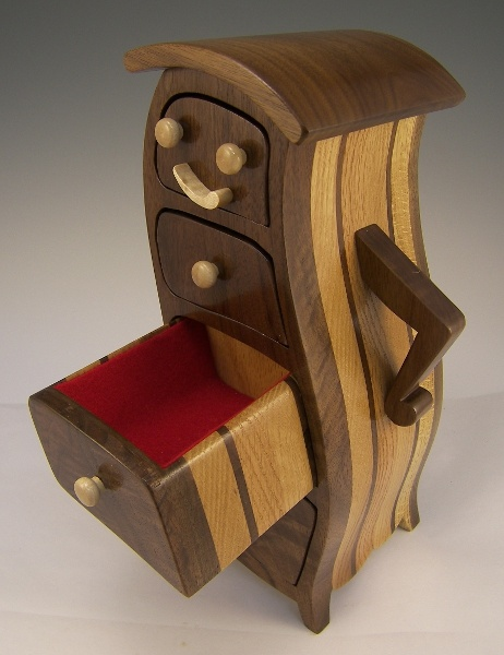 Bandsaw Box Patterns Free Download - WoodWorking Projects ...