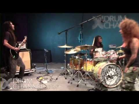 Rebroadcast of Stephen Perkins, Thomas Pridgen, and the Drum Off 2013 Winner - YouTube