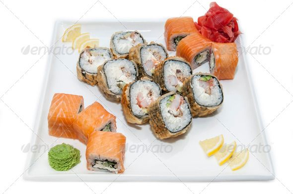 Japanese rolls ...  Expressing, appetizer, asia, asian, aspirations, ate, avocado, bun, california, chopsticks, color, crab, cucumber, descriptive, dining, dinner, east, eat, fishes, foods, gourmet, green, health, healthy, image, japan, japanese, maki, orange, oriental, platter, prepared, raw, refreshment, rice, roll, rolled, salad, sashimi, sauce, sea, seaweed, serving, soy, supper, sushi, tuna, weed, yellow