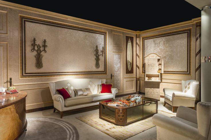 Arts sofa by Carpanelli
