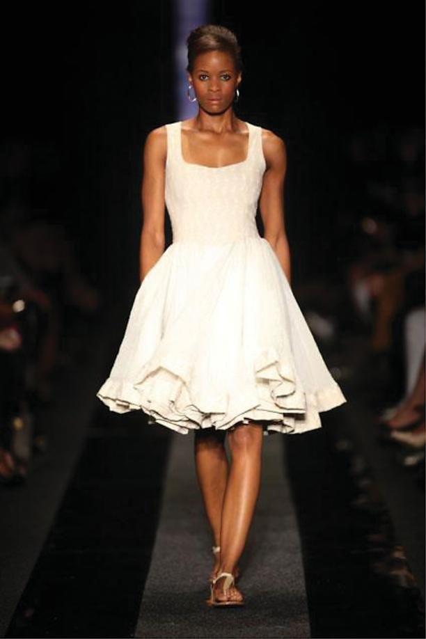 Rubicon | fashion brand is the concept and brain child of self-taught designer and seamstress | Hangwani Nengovhela | Picture: SAFW