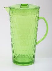 Faceted Pitcher