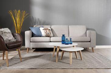 Olohuone on kodin sielu ja olohuoneen sisustaminen kannattaa harkita tarkkaan. Katsasta Sotkan vinkit niin ison kuin pienenkin olohuoneen sisustamiseen!