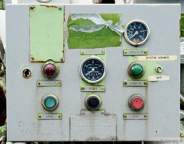 Kontrol Panel by Niels Linneberg, via Flickr