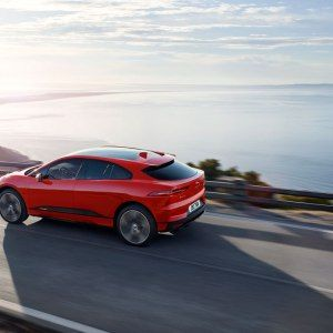 Jaguar's All-Electric I-Pace has Power, Range, and Refinement