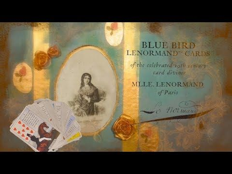 Lenormand Cards - Mlle Lenormand Going through the ...