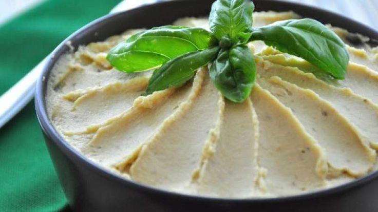 Hummus (patè di ceci) leggero