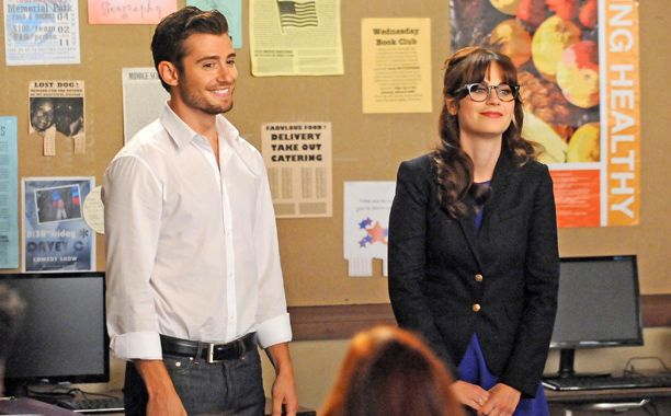 Julian Morris, Once Upon a Time's Prince Charming Phillip, made his entrance on Tuesday's New Girl. And Charming it was indeed. As Ryan Geauxinue (cheekily pronounced Goes-in-you), the...