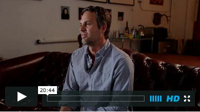 What Happens When Your Worst Nightmare Comes True? Actor Mark Ruffalo Shares His Experience with an Acoustic Neuroma