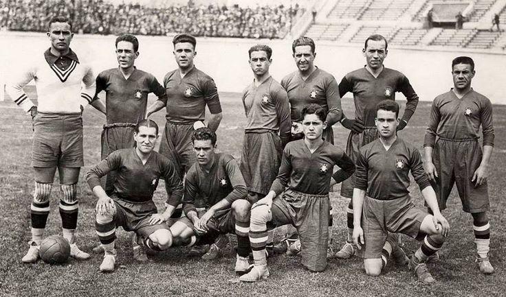 Portugal National Team in the Olympics 1928 / Seleção Portuguesa nos Jogos Olímpicos de 1928