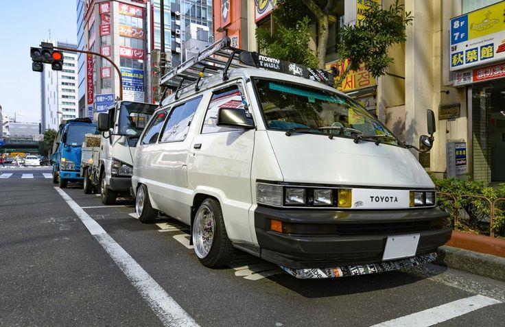 Town Ace Toyota Van Toyota van, Toyota previa, Van
