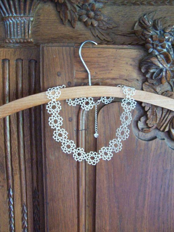 Necklace pattern / Modèle de collier